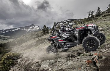 Test du Polaris RZR 1000 turbo 144 cv