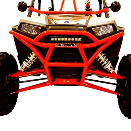 bumper-pare-chocs-dragonfire-rouge-polaris-rzr