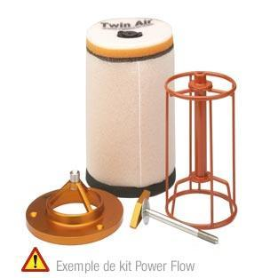 Kit Powerflow TWIN AIR Can Am DS650