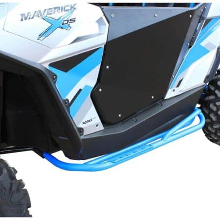 Protection latérale DRAGONFIRE bleu Can-Am Maverick X DS Turbo