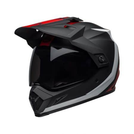 Casque BELL MX-9 Adventure MIPS Black Red White