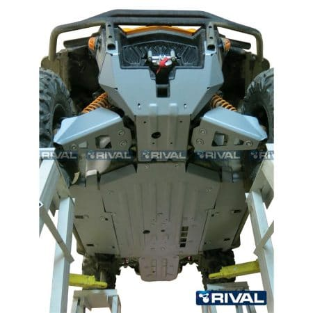 Protection alu triangle RIVAL Can-Am Commander