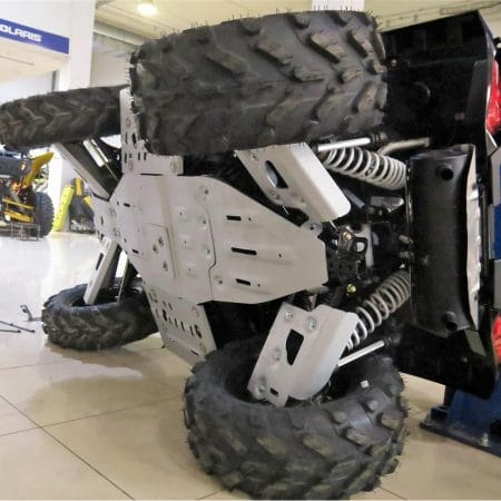 Protection triangle alu RIVAL Polaris Sportsman Touring