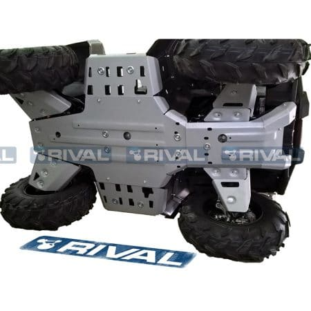 Protection triangle alu RIVAL Yamaha Kodiak 700