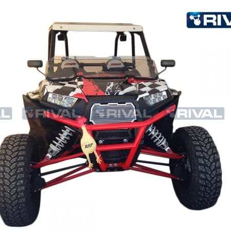 Bumper RIVAL Polaris RZR XP1000/Turbo