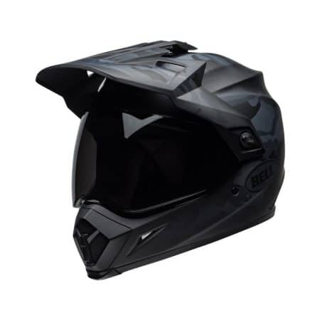 Casque cross BELL Noir mate