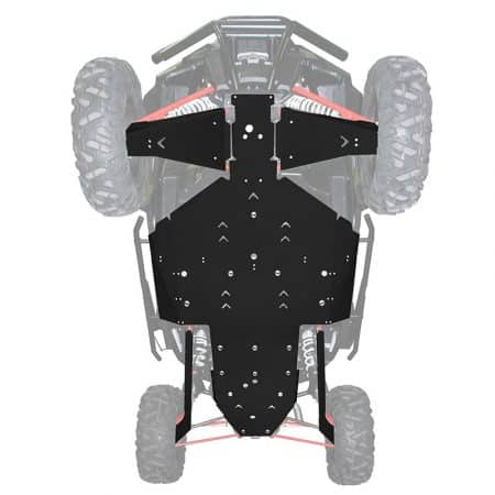 Protection Intégrale XRW PEHD RZR1000 Turbo