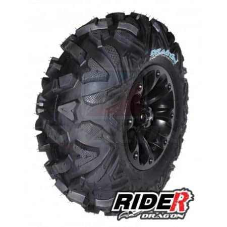 Pneu avant Quad 12 pouces DRAG'ON RIDER 25X8X12
