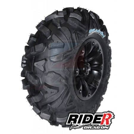 Pneu avant Quad 12 pouces DRAG'ON RIDER 26X9X12