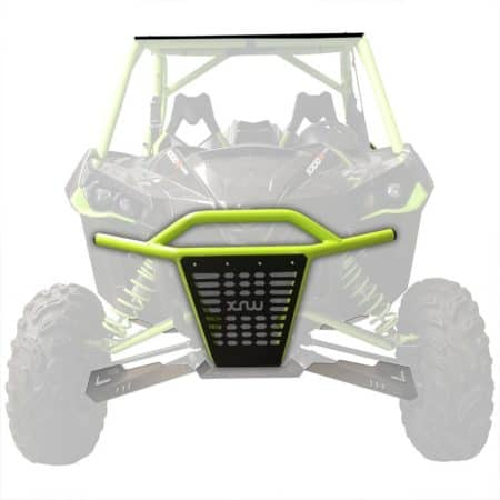 Bumper BR6 Noir / Vert CAN-AM Maverick XDS turbo
