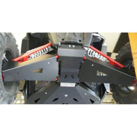 Protection triangle AV PE POLARIS RZR 1000/ TURBO